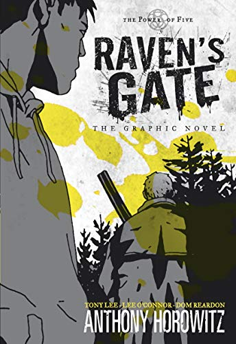 9781406344981: The Power of Five: Raven's Gate - The Graphic Novel