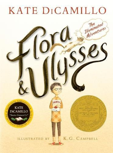 9781406345186: Flora & Ulysses: The Illuminated Adventures