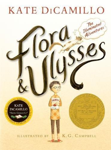 9781406345186: Flora & Ulysses: The Illuminated Adventures