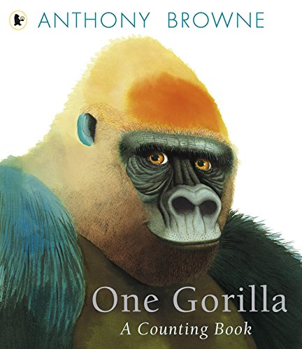 9781406345339: One Gorilla: A Counting Book