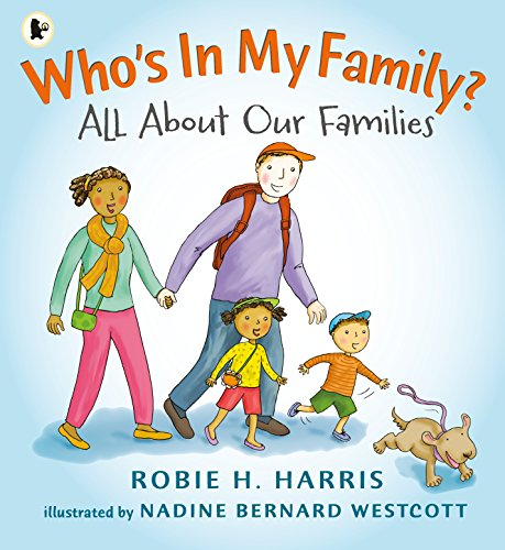 9781406345407: Who's In My Family?: All About Our Families