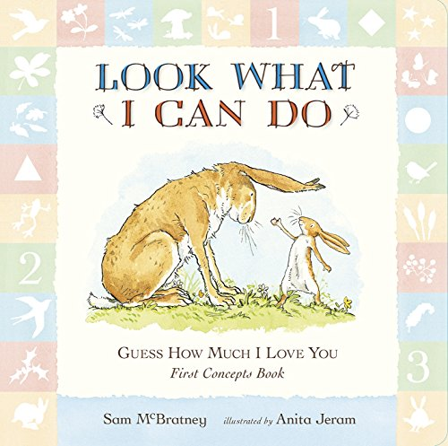 Guess How Much I Love You: Look: Sam McBratney
