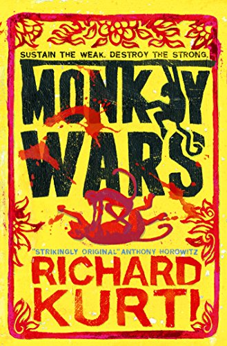 9781406346107: Monkey Wars
