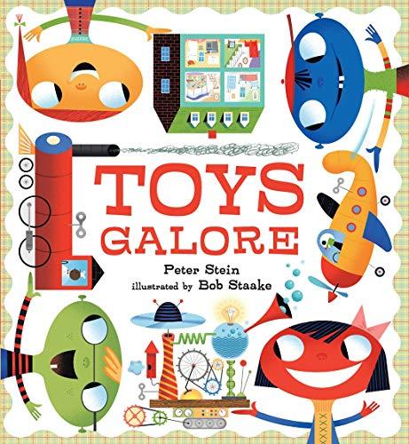 9781406346213: Toys Galore