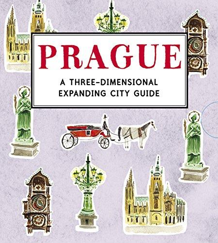 9781406346770: Prague: A Three-Dimensional Expanding City Guide (City Skylines)