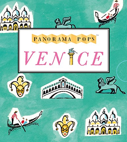 9781406346787: Venice. A Three-Dimensional Expanding City Guide (Panorama Pops)