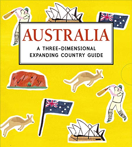 9781406346794: Australia: A Three-Dimensional Expanding Country Guide (City Skylines)
