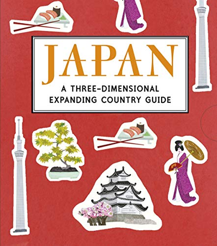 9781406346800: Japan: A Three-Dimensional Expanding Country Guide (City Skylines)