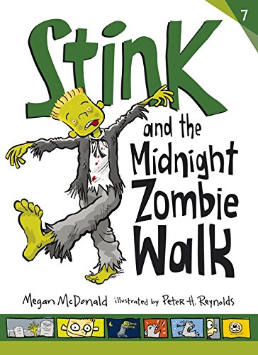 9781406347043: Stink and the Midnight Zombie Walk