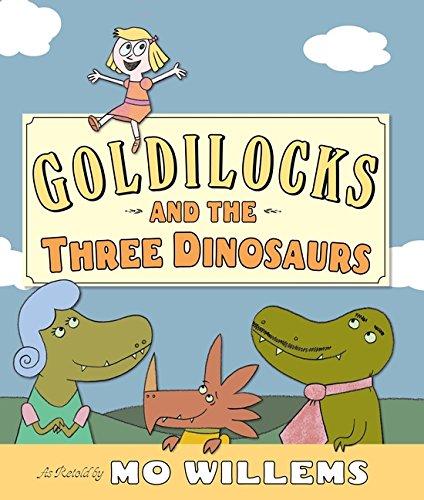 9781406347296: Goldilocks and the Three Dinosaurs