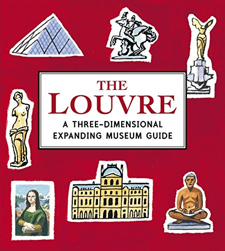 9781406347821: The Louvre: A Three-dimensional Expanding Pocket Guide