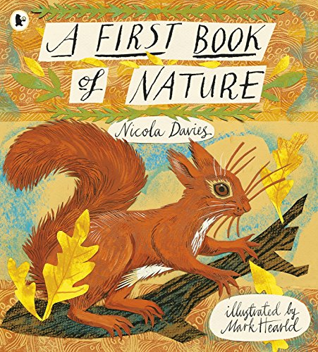 9781406349160: A First Book of Nature