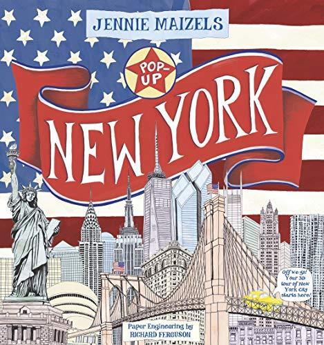 9781406349450: Pop-Up New York