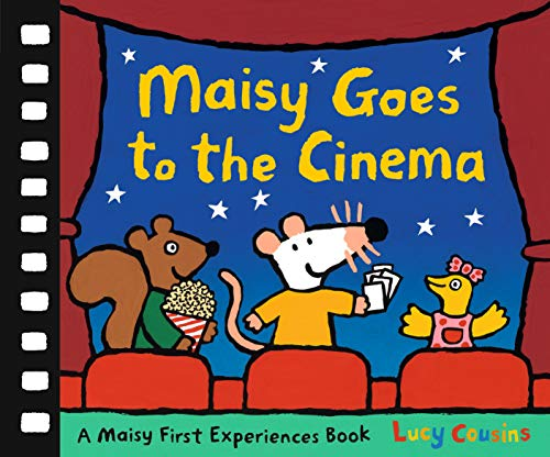 9781406349542: Maisy Goes to the Cinema