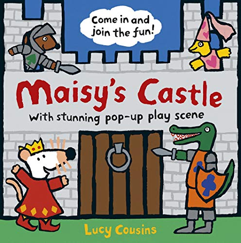 9781406350128: Maisy's Castle: A Pop-up-and-Play Book