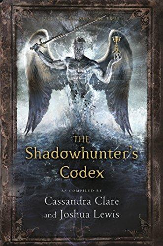 9781406351484: The Shadowhunter's Codex