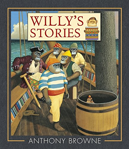 9781406351613: Willy's Stories (Willy the Chimp)