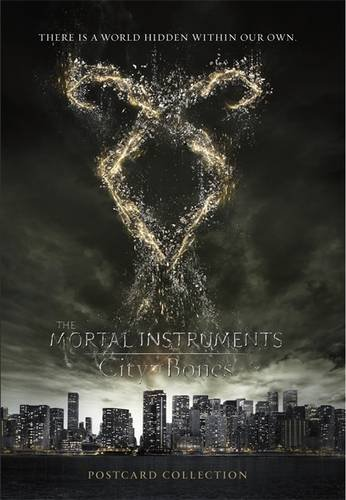 9781406351958: The Mortal Instruments 1: City of Bones Movie Postcard Collection (Movie Tie-in)