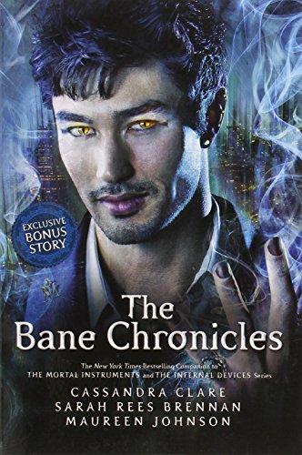 The Bane Chronicles: Cassandra Clare; Sarah