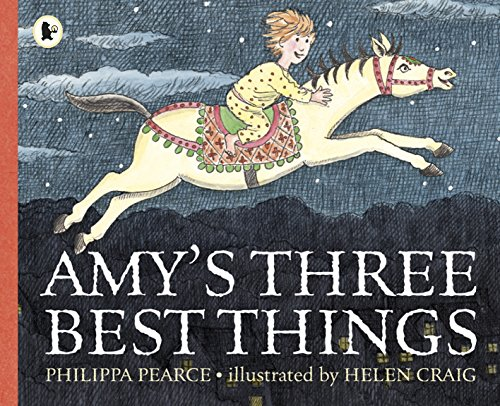 Amy's Three Best Things: Pearce, Philippa