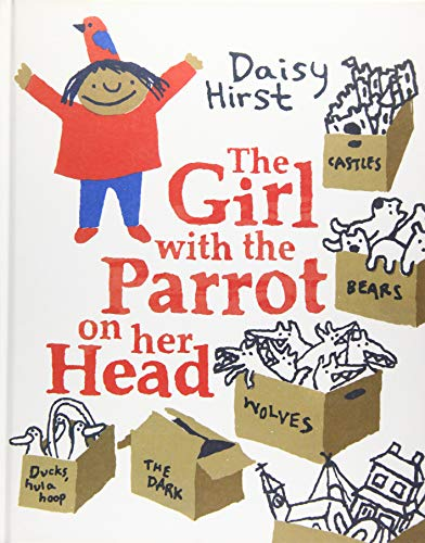 9781406352634: The Girl with the Parrot on Her Head