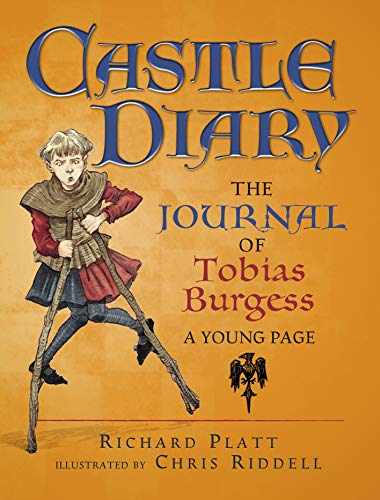 9781406352641: Castle Diary (Diary Histories)