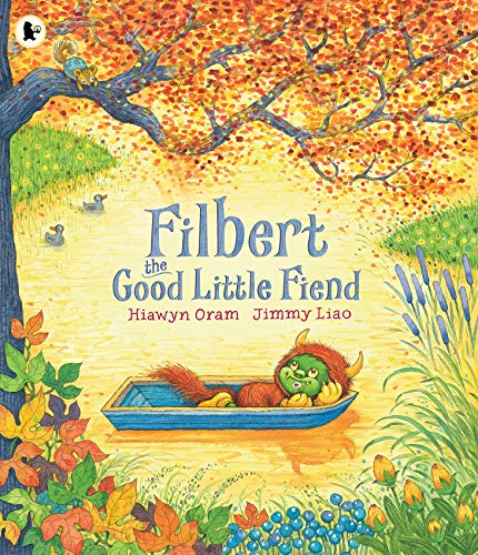 9781406352696: Filbert, the Good Little Fiend