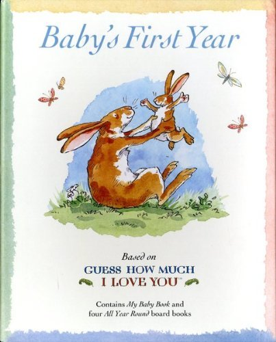 9781406352795: Guess How Much I Love You: My Baby Book (Exclusive to Costco)