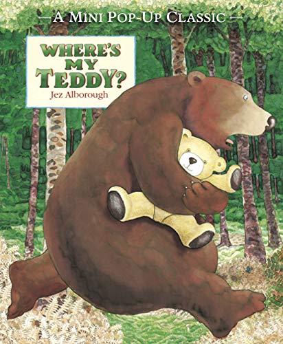 9781406352856: Where's My Teddy? (Eddy and the Bear)