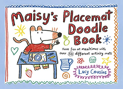 9781406352993: Maisy's Placemat Doodle Book