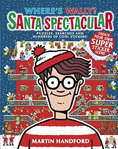 9781406353082: Where's Wally? Santa Spectacular