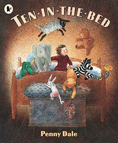 9781406353099: Ten in the Bed: 1