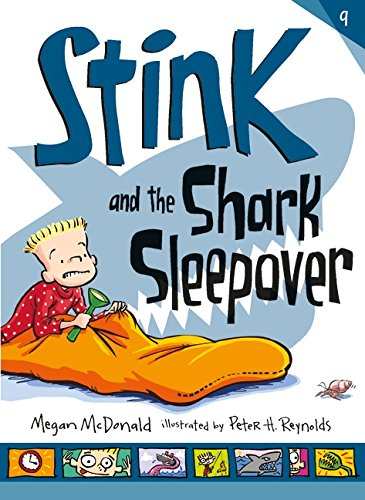 9781406353174: Stink and the Shark Sleepover