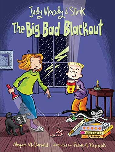 9781406353457: Judy Moody and Stink: The Big Bad Blackout (Judy Moody & Stink 3)