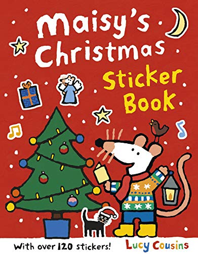 9781406354003: Maisy's Christmas Sticker Book