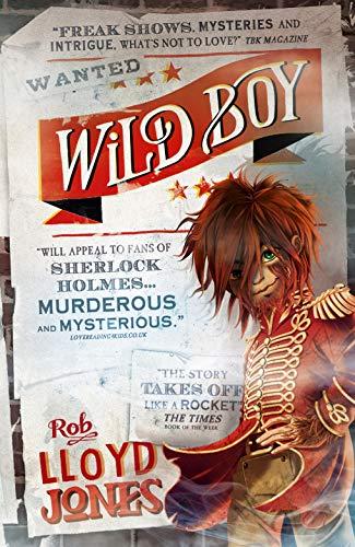 9781406354096: Wild Boy (Wild Boy 1)
