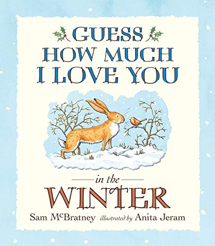 9781406354287: Guess How Much I Love You in the Winter
