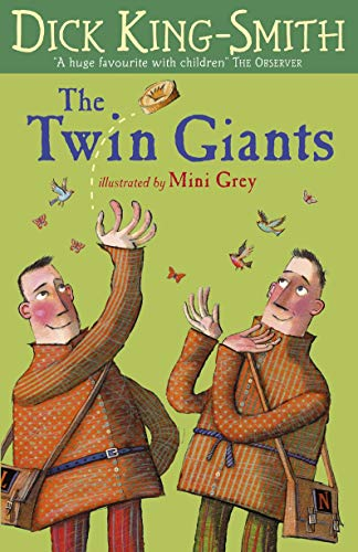 9781406354379: The Twin Giants
