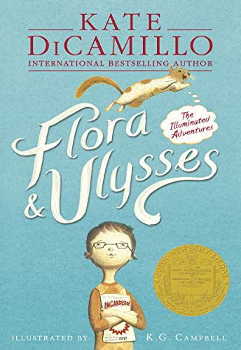 9781406354560: Flora &Ulysses. The Illuminated Adventures