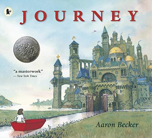 Journey (Paperback): Aaron Becker