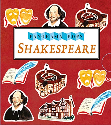 9781406356243: Shakespeare: A Three-Dimensional Expanding Pocket Guide (Three Dimensional Expanding Gd)