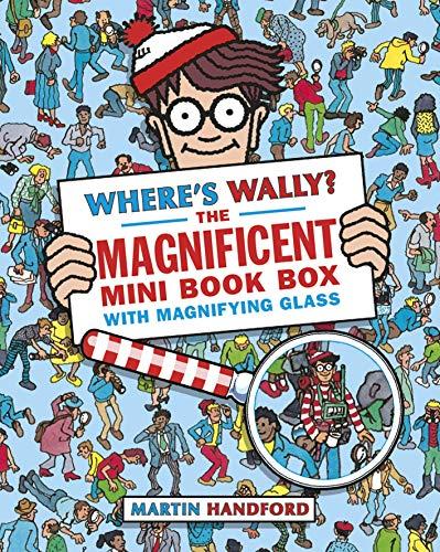9781406356489: Where's Wally? The Magnificent Mini Book Box