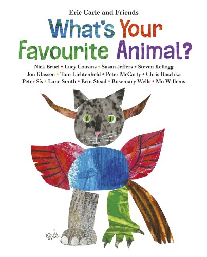 9781406356519: What's Your Favourite Animal?