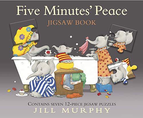 9781406357776: Five Minutes' Peace - Jigsaw Book