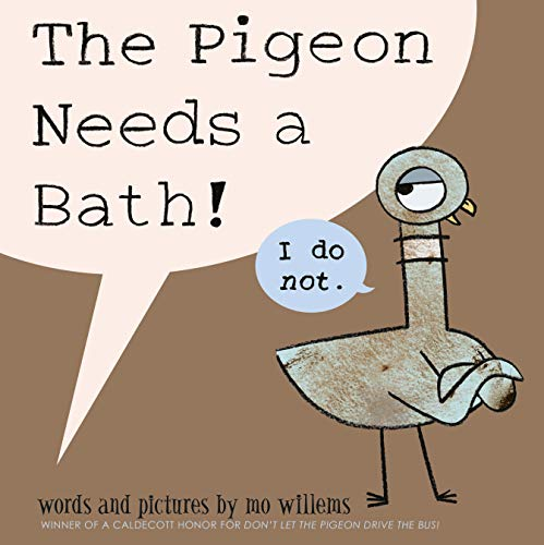9781406357783: The Pigeon Needs a Bath