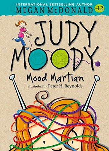 9781406357837: Judy Moody, Mood Martian: Judy Moody 12