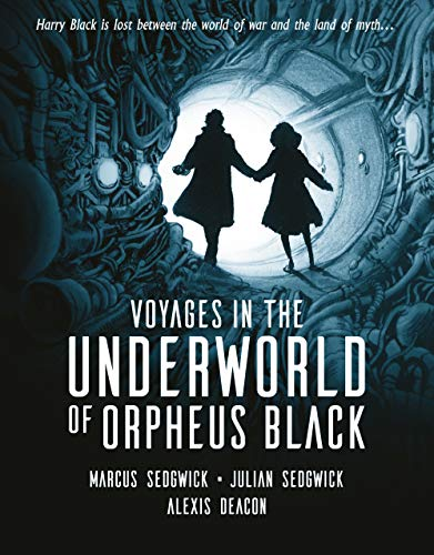 9781406357929: Voyages in the Underworld of Orpheus Black