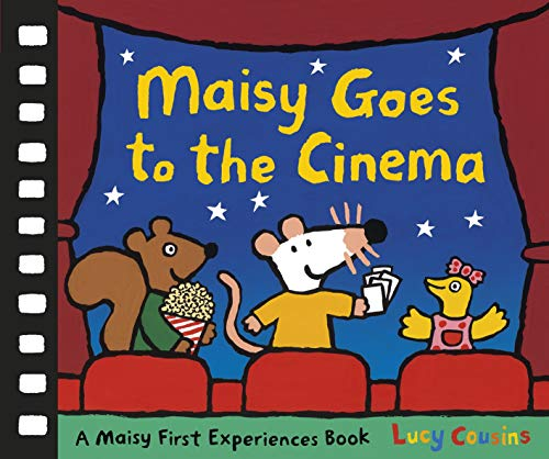 9781406358131: Maisy Goes To The Cinema