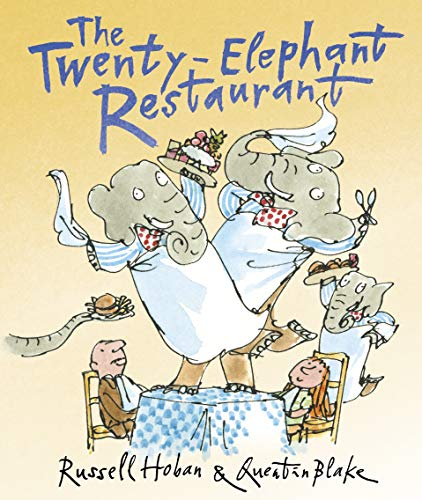 The Twenty-Elephant Restaurant: Hoban, Russell