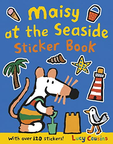 9781406358582: Maisy at the Seaside Sticker Book